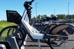 Launch of Forth Bike